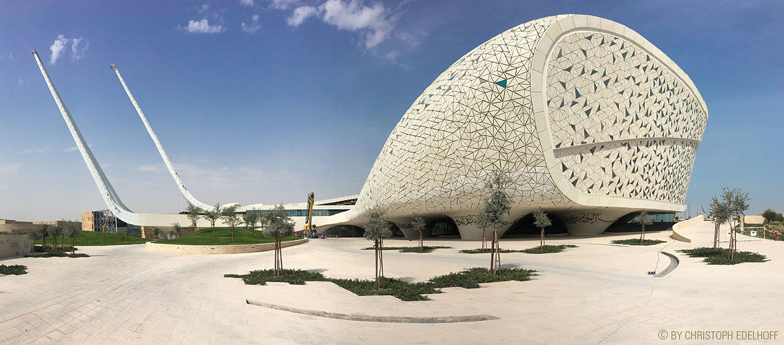 Architektur Kiel doha education city mosque and qatar faculty of islamic studies fotograf kiel reportage